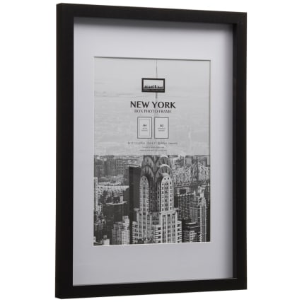 306059-New-York-Black-A4-Photo-Frame-2