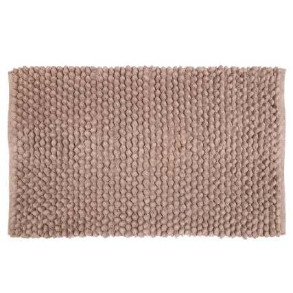 306089-Rolled-Large-Bobble-Chenille-Bathmat-brown1