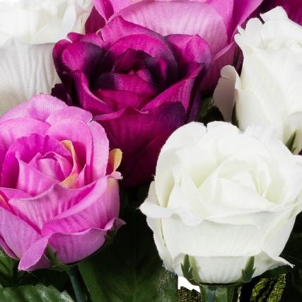 306365-25cm-Floral-Grave-Pots-purple-detail1