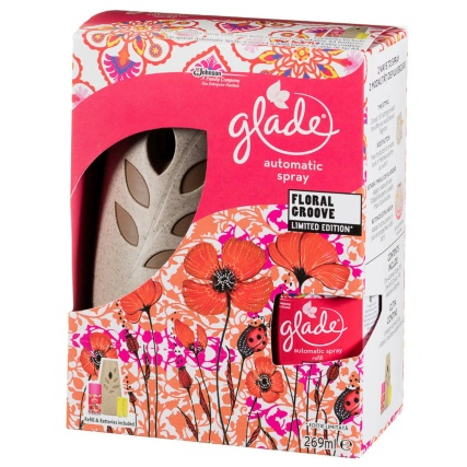 306426-Glade-Automatic-Spray-Unit---Floral-Groove-269ml1