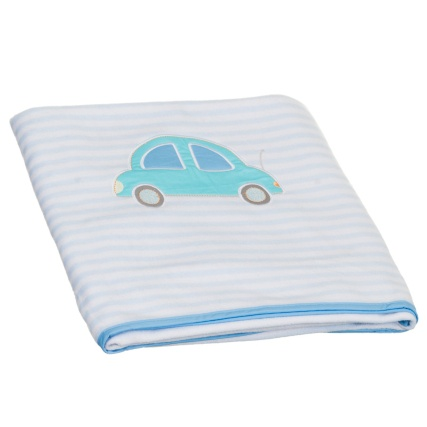 306698-Embroidered-Striped-Baby-Blanket-blue-car1