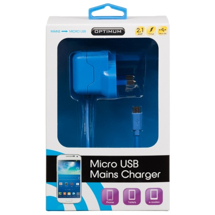 312921-Optimum-Micro-USB-Mains-Charger-blue11