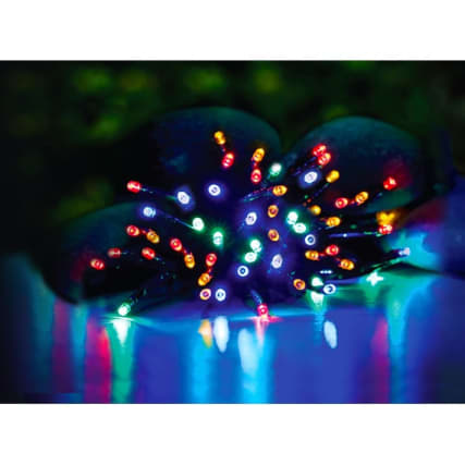 Eveready Led String Lights 60pk Multi Garden Lights B Amp M