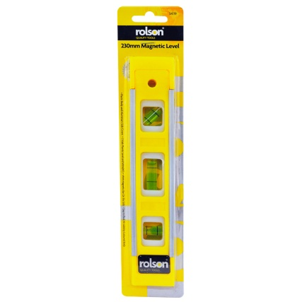 307031-Rolson-230mm-Magnetic-Level-packaging