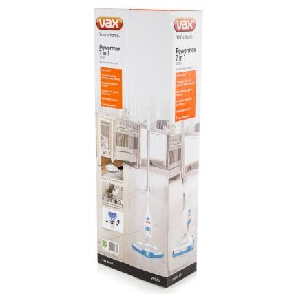 Vax Powermax 7 In 1 Steam Mop Floorcare Vacuums Steam Mops