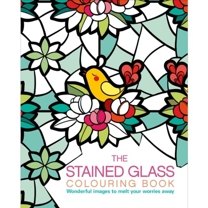 308421-adult-colouring-book-stained-glass-2