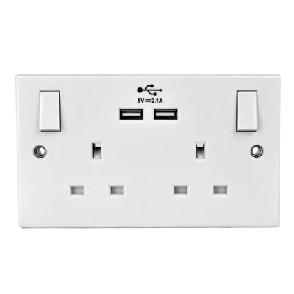 308841---SWITCHES-SOCKETS---USB-WALL-SOCKET-2-GANG---WHITE