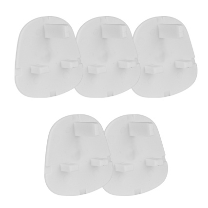 308850--SWITCHES-SOCKETS--5PK-WALL-SOCKET---WHITE