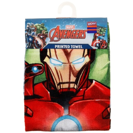 309066-318574-Printed-Towel-Marvel Avengers
