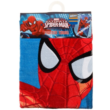 309066-318574-Printed-Towel-Spider-Man