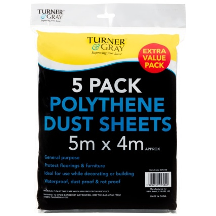 309230-Turner-and-Gray-5-pack-Polythene-Dust-Sheets-5mx4m