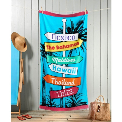 309243-travel-signs-beach-towel
