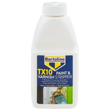 Bartoline TX10 Paint & Varnish Stripper 500ml
