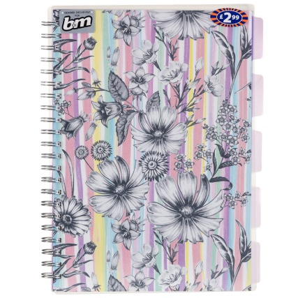 309556-A4-Project-Book-Fashion-floral1
