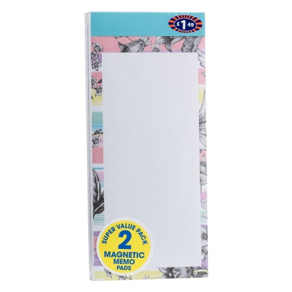 309558-2pk-Magnetic-Memo-Fashion-Pad-flower1