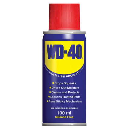 wd 40 lubricant 100ml diy lubricant aerosol. Black Bedroom Furniture Sets. Home Design Ideas