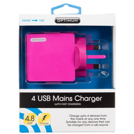 309905-Optimum-Pink-Mains-Charger-with-Fast-Charging1
