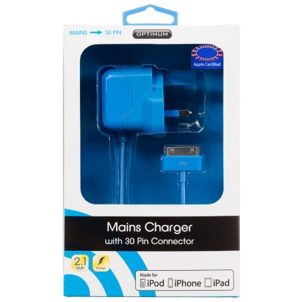 309910-Optimum-Blue-Mains-Charger-with-30-Pin-Connector1