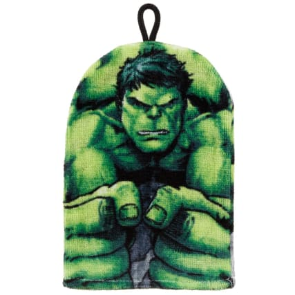 310321-Boys-Marvel-Avengers-Wash-Mitt-incredible-hulk-2