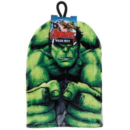 310321-Boys-Marvel-Avengers-Wash-Mitt-incredible-hulk-3