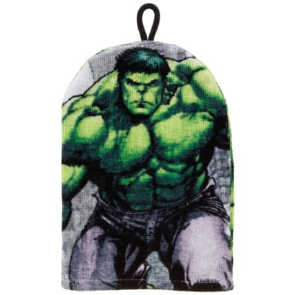 310321-Boys-Marvel-Avengers-Wash-Mitt-incredible-hulk