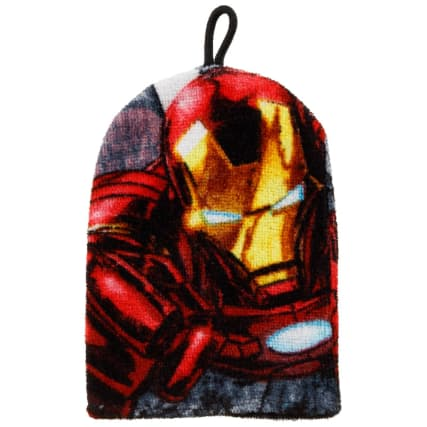 310321-Boys-Marvel-Iron-Man-Wash-Mitt-2