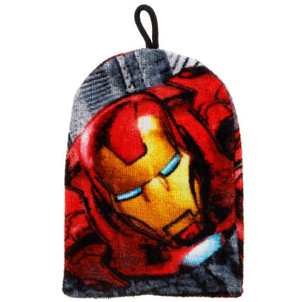 310321-Boys-Marvel-Iron-Man-Wash-Mitt