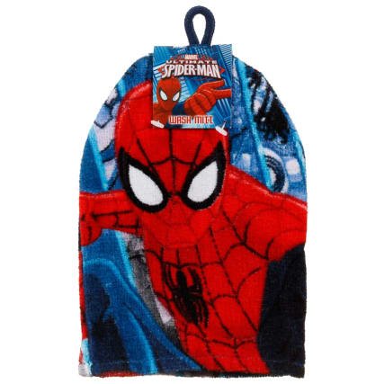 310321-Boys-Marvel-Spider-Man-Wash-Mitt-3