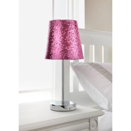 Glitter Table Lamp Home Decor Lighting
