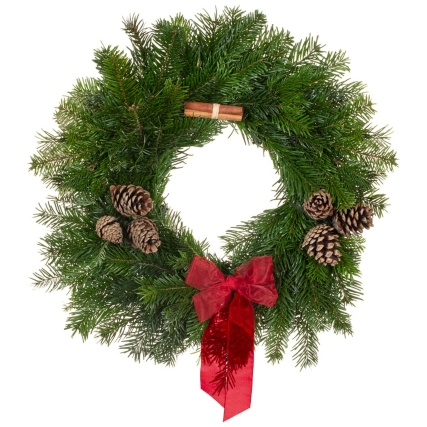Real Christmas Wreath 10