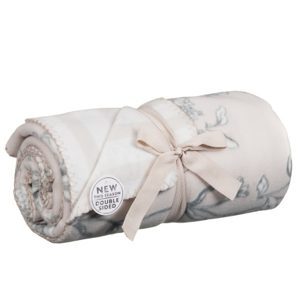 311084-Double-sided-Floral-Fleece-Throw-taupe1