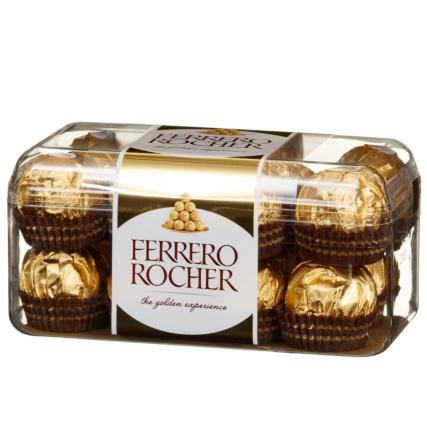 Ferrero Rocher 16pc Box 200g Groceries Chocolate Gift