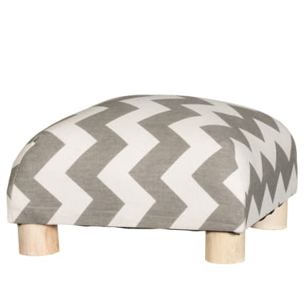 311238-Low-Patterned-Footstool-greay-and-white1