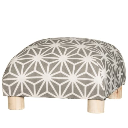 311238-Low-Patterned-Footstool-grey-and-white1