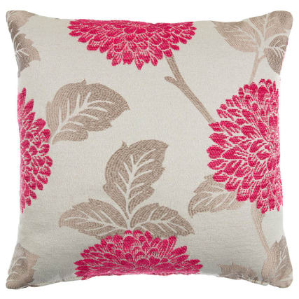 311308-Farah-Glitter-Floral-Chenille-Cushion-Cover-pink1