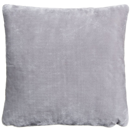 317295-Georgina-Glossy-Faux-Fur-Oversized-Silver-Cushion1