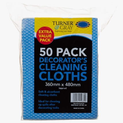322353-Turner-and-Gray-50-Pack-Decorators-Cleaning-Cloths-360mmx480mm-updated-