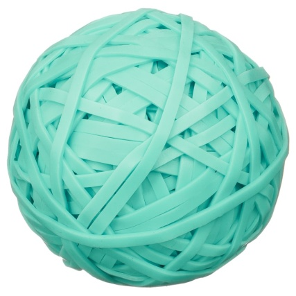 311751-elastic-band-ball-colours-teal