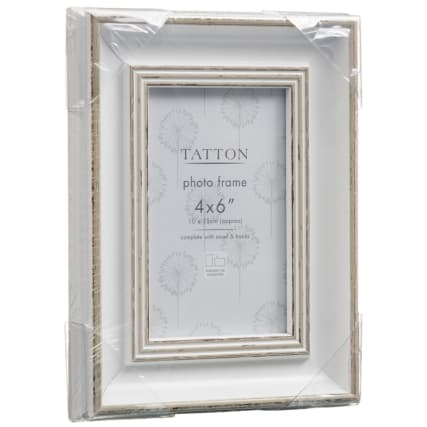 311929-Tatton-Cream-photo-Frame-4x6inch