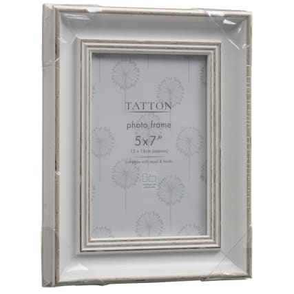 311931-Tatton-Cream-photo-Frame-5x7inch-Frame-5x7inch
