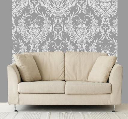 312076-Medina-White-Flock-Room-Wallpaper