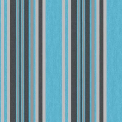 312098-Marrakech-Teal-Blk-Stripe-Wallpaper