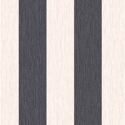 312186-Crystal-Stripe-Ivory-and-Black-Wallpaper