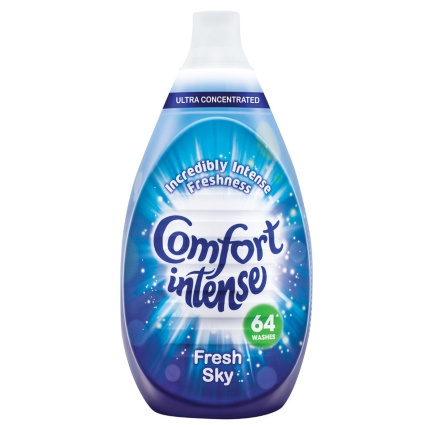 312769-Comfort-Intense-Ultra-Concentrated-Fabric-Conditioner-Fresh-Sky-64-washes