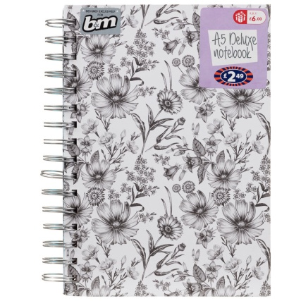 312859-A5-Deluxe-Twinwire-Notebook-floral1