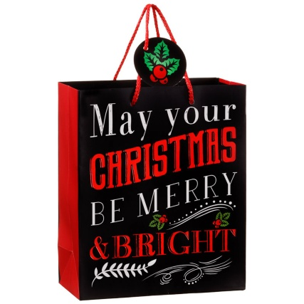 312885-2-pack-Medium-Slogan-Gift-Bags-black-have-yourself-a-merry-little-christmas1