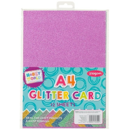 313230-12-Sheets-of-Glitter-Card-A4