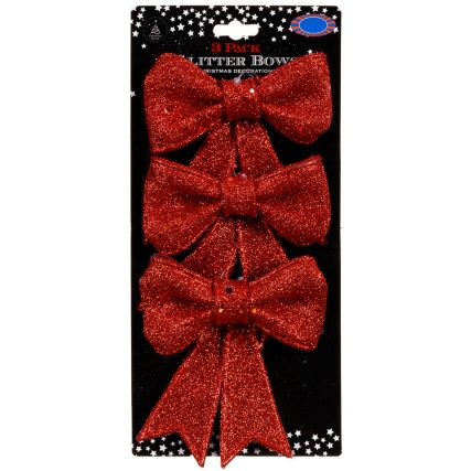 313293-3-Pack-Christmas-Glitter-Bows-red1