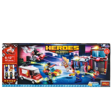 313837-Block-Tech-Giant-Playsets-Heros-on-Earth-hero-HQ-attack