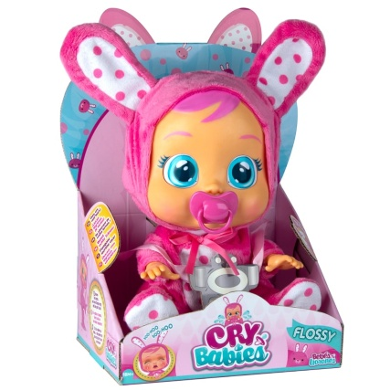 Flossy Cry Babies Doll Dolls Amp Accessories B Amp M Stores